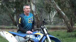 3. Bike review -  Husaberg fe 390 - MXTV