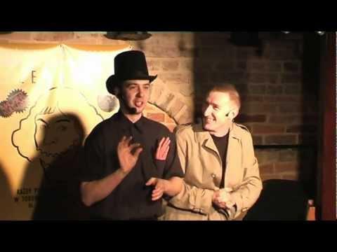 Kabaret Oko - Zakład pogrzebowy