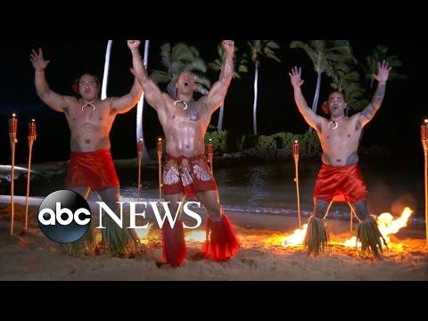 Dwayne 'The Rock' Johnson Does Tribal Dance