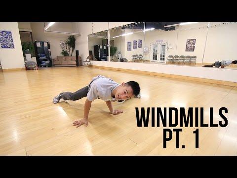 Learn How To Breakdance | Beginner Windmills Pt. 1 | Power Move Basics