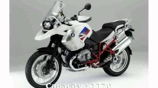 8. BMW R 1200GS Triple Black Special -  Info motorbike Engine Details Transmission Top Speed
