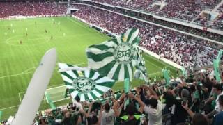 Final do Campeonato Paranaense 2017 - atlético-pr 0 x 3 CORITIBAVai sacudir, vai abalar, quando meu verdão passar...