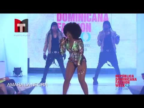 Amara La Negra @ Fashion Week (2013) -