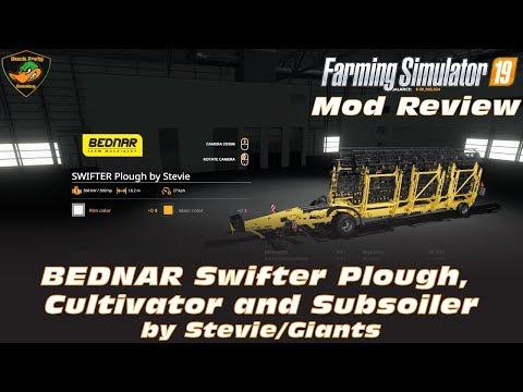 FS19 Swifter SM18000 set by Stevie