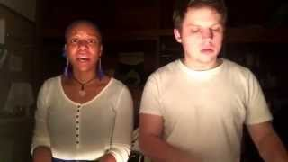 Glory - John Legend ft Common (Ashley K & Jared Scruggs Cover)