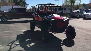 10. 2018 POLARIS RZR XP 4 TURBO EPS P949678