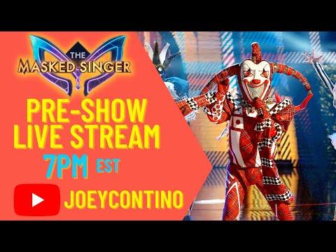 The Masked Singer Season 6 Episode 6 - Pre-Show Live Stream