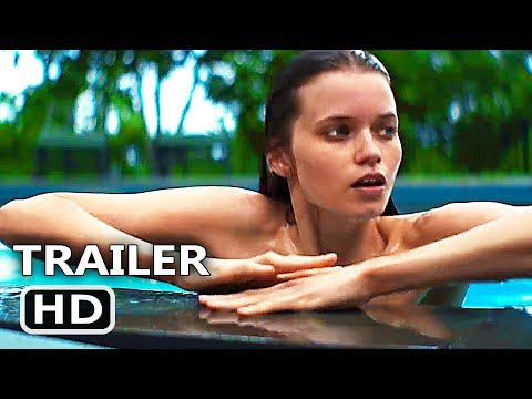 WELCOME THE STRANGER Trailer (2018) Riley Keough, Abbey Lee, Mystery Movie