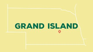 Grand Island (NE) United States  City new picture : Experience Nebraska: Grand Island | Good Living Tour 2015