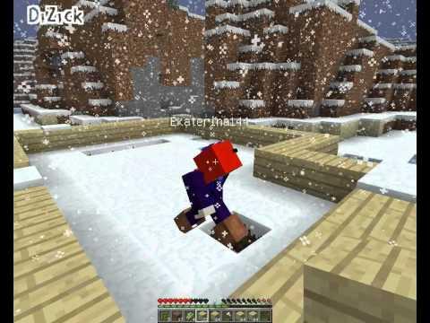 Приключения Кати и DiZick-a в Minecraft 3 часть