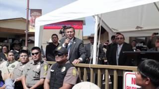 Tuba City (AZ) United States  city images : SB2109 Video- Tuba City, AZ- McCain & Kyl