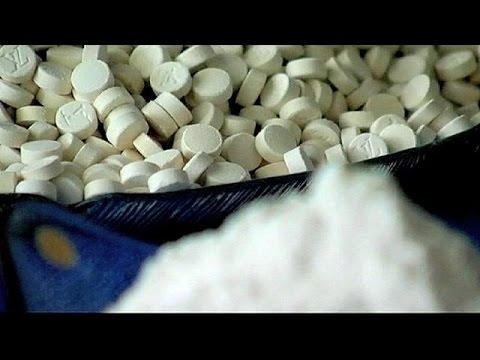 Επανήλθε η χρήση του ναρκωτικού ecstasy στην Ευρώπη