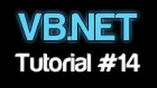 VB.NET Tutorial 14 - Splash Screen (Visual Basic 2008/2010)