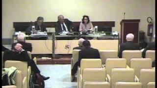Convegno ex Parlamentari - Prof. Antonella Stirati