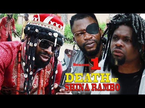 DEATH OF SHINA RAMBO part 1 - New Movie|Latest Nigerian Nollywood Movie