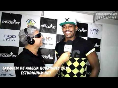 Entrevista - Flavinho - Pagodart - Lavagem de Amelia Rodrigues 2008