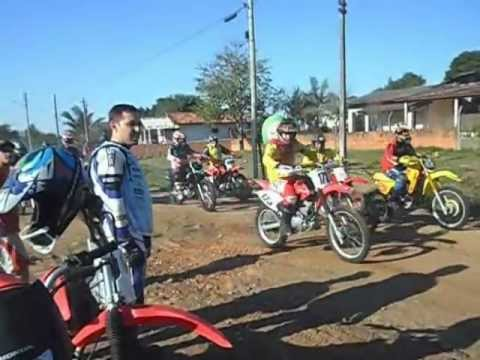 I Trilha Trilheiros da Mata-Santa Rosa do Sul SC