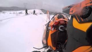 4. Arctic Cat M8000 SnoPro 2015 153 po