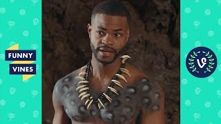 Video TRY NOT TO LAUGH CHALLENGE - Ultimate King Bach Funny Skits Compilation | Funny Vines 2018 MP3, 3GP, MP4, WEBM, AVI, FLV Juli 2018