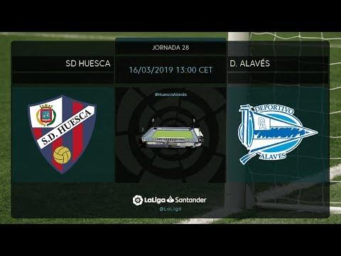 Calentamiento SD Huesca vs D. Alavés - Thời lượng: 38 phút.