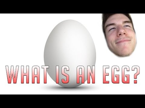 Friend doesn't know what an egg is