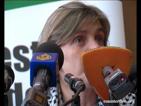 Flotilla attack - Sarah Colborne gives eyewitness account