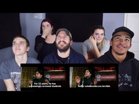 Silencer Speech On 5th Sept(3 Idiots) English Subs REACTION!