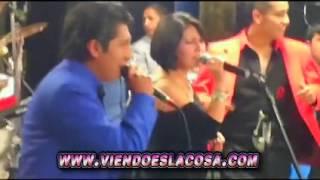 El Combo Adrenalina - EL ME MINTIO - Scarleth (en vivo VIBRACIONES)