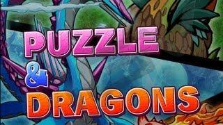 Puzzle & Dragons videosu