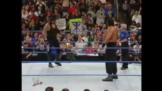 The Great Khali vs Undertaker Judgment Day 2006