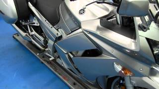 9. 2010 Yamaha FJR1300 Silver - used motorcycle for sale - Eden Prairie, MN