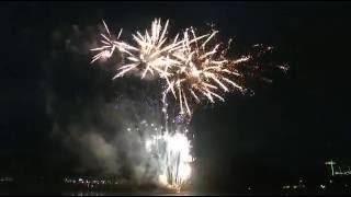 Feuerwerk Münster