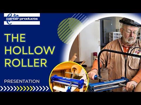 Carter Hollow Roller Vessel Turning System