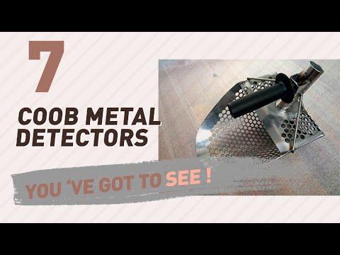 Coob Metal Detectors // New & Popular 2017