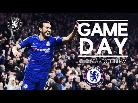 #Pedro Scores In Huge Chelsea Win v Spurs | Game Day