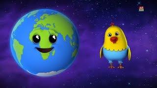 planet Lagu sajak pendidikan belajar planet lagu prasekolah nursery rhymes Kids Planets Song