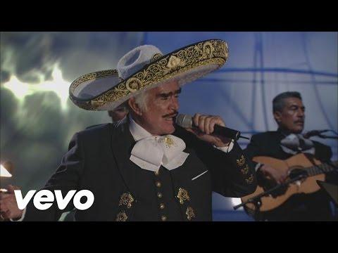 Vicente Fernández - Gracias (En Vivo)