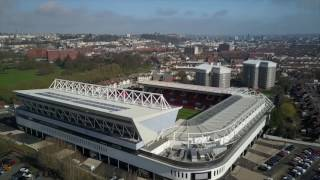 Welcome to Ashton Gate Stadium