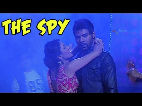 Who is Pragya spying on?
