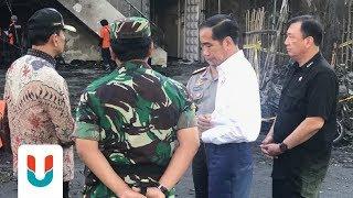 Video Jokowi Tinjau Lokasi Pengeboman Gereja di Surabaya MP3, 3GP, MP4, WEBM, AVI, FLV Juni 2018