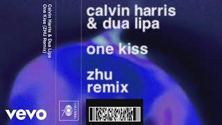 Calvin Harris, Dua Lipa - One Kiss (ZHU Remix) (Audio)