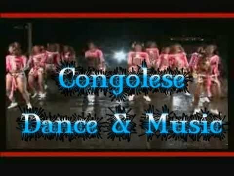Congolese Ndombolo Pro-Fusion Dance & Music by OK Jazz Franco Luambo