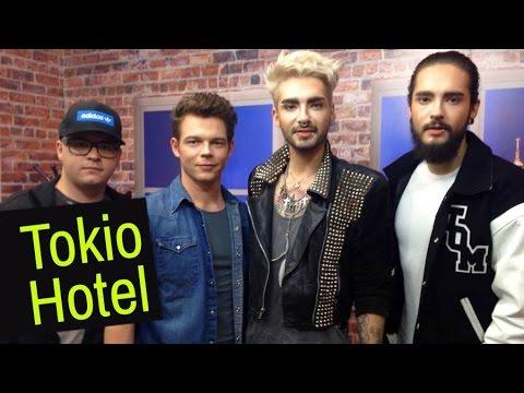 CH Entrevista Tokio Hotel