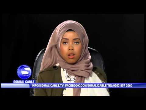 BARNAAMIJKA YOUTH SHOW SOO SAARE ZAKARIYE CAWKE iyo Yasmiin Yusuf Garaad i