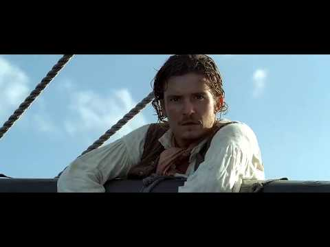 Pirates of the Caribbean  The Curse of the Black Pearl 2003 Hindi (18 )