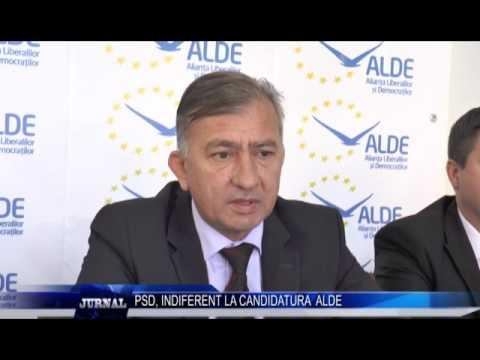 PSD, INDIFERENT LA CANDIDATURA ALDE