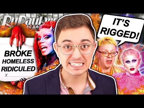 Exposing the Drag Race UK Contract: Not Much Betta!