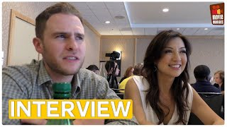 Agents of S.H.I.E.L.D. - Season 4 - UNCUT Iain De Caestecker & Ming-Na Wen | interview 2016 by Movie Maniacs
