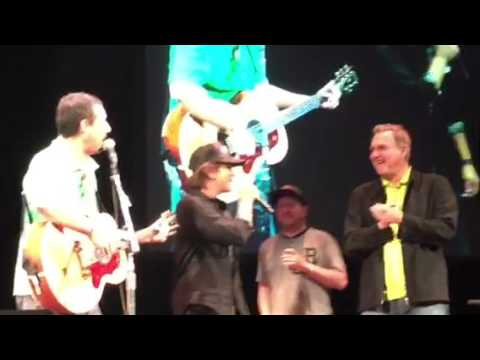 Adam Sandler, Eddie Vedder & Friends Sing