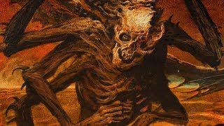 NAHUM - Within Destruction [Lyric Video] - death metal / thrash